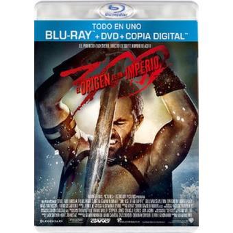 300: El origen de un imperio - Blu-Ray + DVD