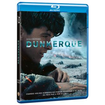Dunkerque - Blu-Ray