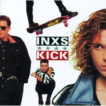 Kick - Vinilo