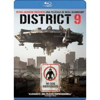 District 9 - Blu-Ray