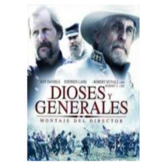 Dioses y generales (Montaje del director) - DVD