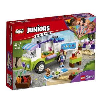 LEGO Juniors - Mercadillo orgánico de Mia