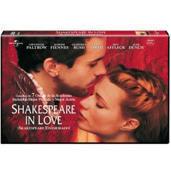 Shakespeare In Love - DVD Ed Horizontal