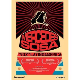 Mercedes Sosa, la voz de Latinoamérica - DVD