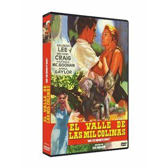 El valle de las mil colinas - DVD