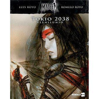 Plenilunio - Tokio 2038
