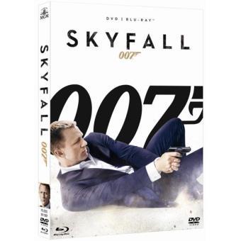 007: Skyfall (DVD + Blu-Ray) - DVD