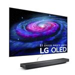 TV OLED 65'' LG OLED65WX9LA IA 4K UHD HDR Smart TV + Barra de sonido