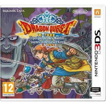 Dragon Quest VIII: El Periplo del Rey Maldito Nintendo 3DS