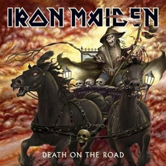Death On The Road - Vinilo