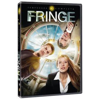Fringe - Temporada 3 - DVD - Varios Directores - Anna Torv ...