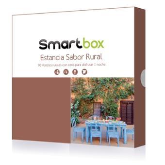 Smartbox Estancia sabor rural 2011