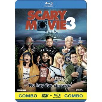 Scary Movie 3 - Blu-Ray + DVD