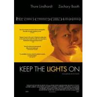 Keep The Lights On V.O.S. - DVD