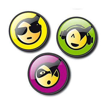 Pins Nikidom Roller Emoticons Cool