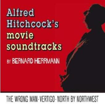 Alfred Hitchcock's Movie B.S.O. - Vinilo
