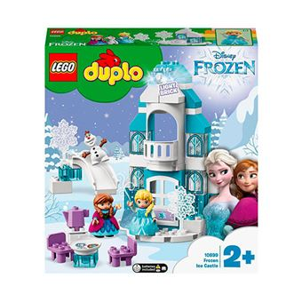 LEGO DUPLO Princess TM 10899 Frozen: Castillo de Hielo