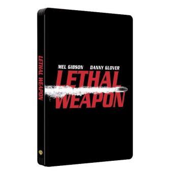 Arma Letal -  Ed Limitada - - Steelbook Blu-Ray