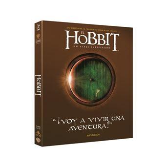 El Hobbit: Un viaje inesperado  Ed Iconic - Blu-Ray