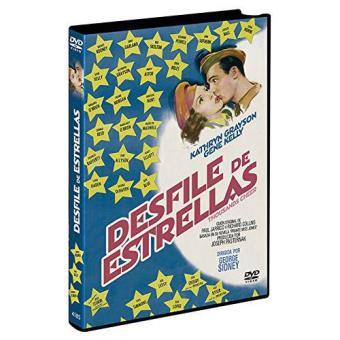 El desfile de las estrellas - DVD