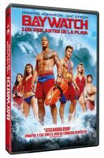 Baywatch: Los vigilantes de la playa - DVD