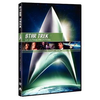 Star TrekStar Trek V: La última frontera - DVD