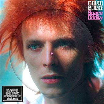 Space Oddity - Edición limitada - Vinilo