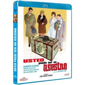 Usted puede ser un asesino - Blu-Ray