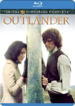 Outlander  Temporada 3 - Blu-Ray