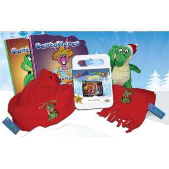 Pack Cantajuego navideño (Edición especial) - DVD