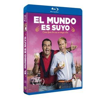 El mundo es suyo - Blu-Ray