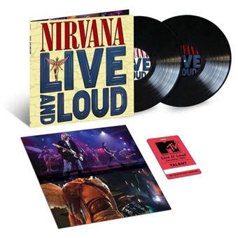 Live and Loud - 2 Vinilos