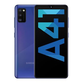 Samsung Galaxy A41 6,1'' 64GB Azul