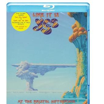 Like It Is - Yes At The Bristol (Formato Blu Ray)