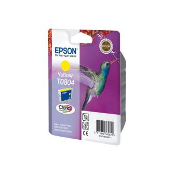 Epson T0804 Tinta amarilla