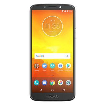 """Motorola Moto E5 5.7"""" 16GB Gris"""
