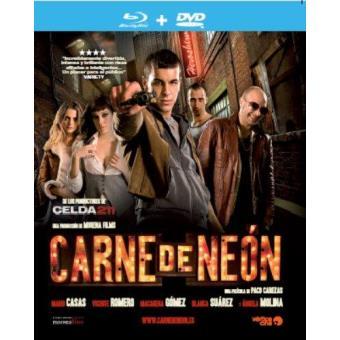 Carne de neón - Blu-Ray + DVD