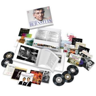 Box Set Leonard Bernstein The Remastered Edition - 100 CD