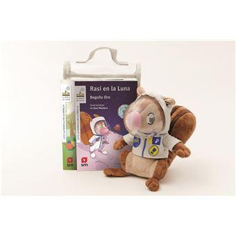Pack Rasi Astronauta - 2 libros + peluche