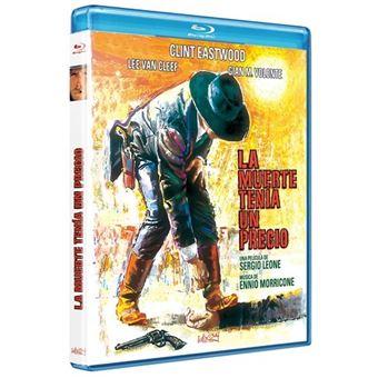 La muerte tenía un precio - Blu-Ray