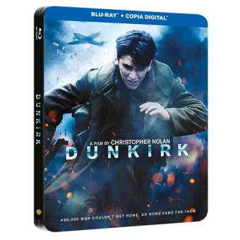Dunkerque - Steelbook Blu-Ray