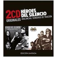 Avalancha / Senderos de Traición - 2 CDs