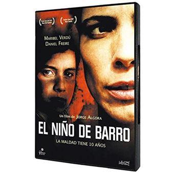 El niño del barrio - DVD