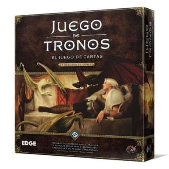 Juego de TronosJuego de Tronos. El juego de cartas. Caja básica (2ª edición)