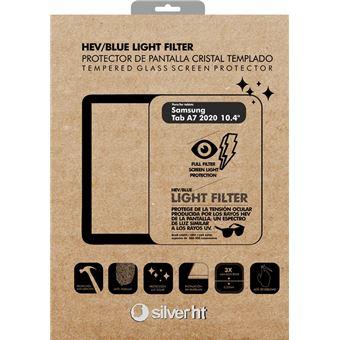 Protector de pantalla SilverHT Anti Blue Light para Samsung Galaxy Tab A7