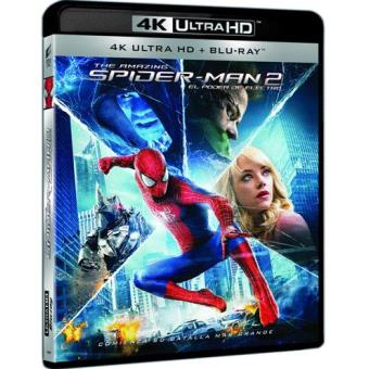 The Amazing Spider-Man 2: El poder de Electro - UHD + Blu-Ray