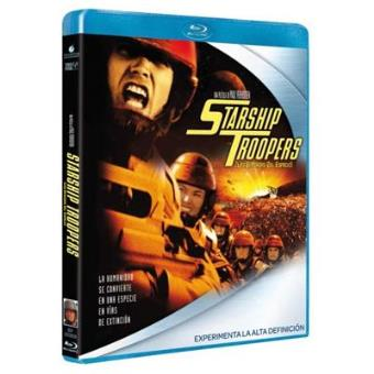 Starship Troopers - Blu Ray
