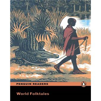 Penguin Readers 5: World Folk Tales Book & MP3 Pack