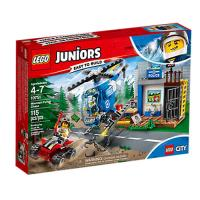 LEGO 4+ 10751 Persecución policial en la montaña