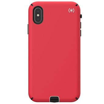 Funda Speck Presidio Sport Rojo para iPhone Xs Max
